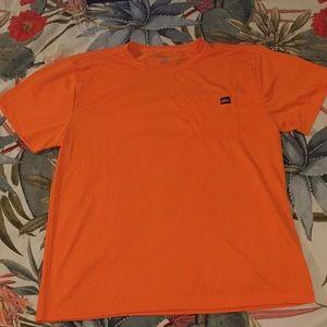 GENUINE DICKIES orange men's top in XL